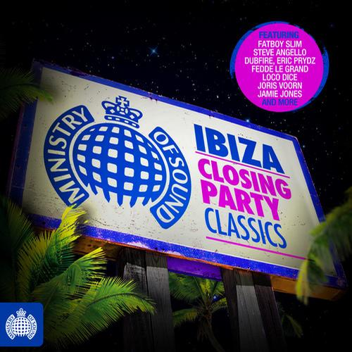 Album Art - Ibiza Closing Party Classics - Ministry of Sound