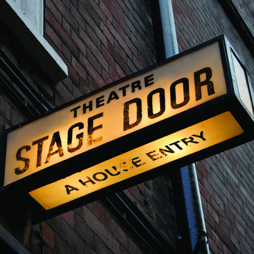 Album Art - Stage Door - A House Entry