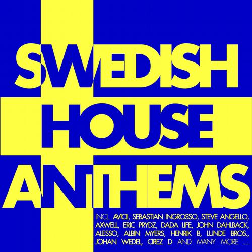 Album Art - Swedish House Anthems