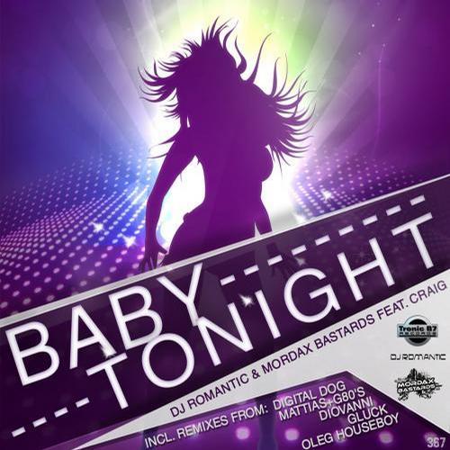 Album Art - Baby Tonight