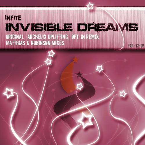 Album Art - Invisible Dreams