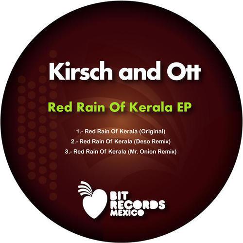 Album Art - Red Rain Of Kerala EP