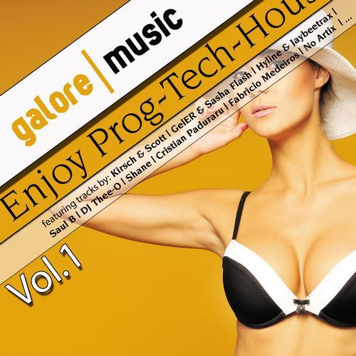 Album Art - Enjoy Prog-Tech-House Vol. 1