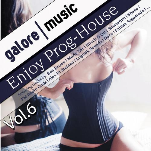 Album Art - Enjoy Prog-House ! Vol. 6