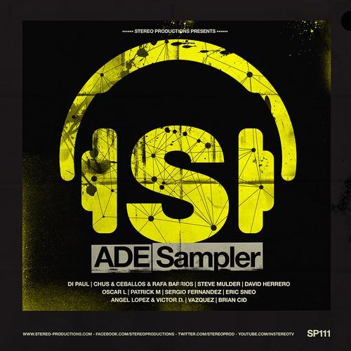 Album Art - ADE Sampler