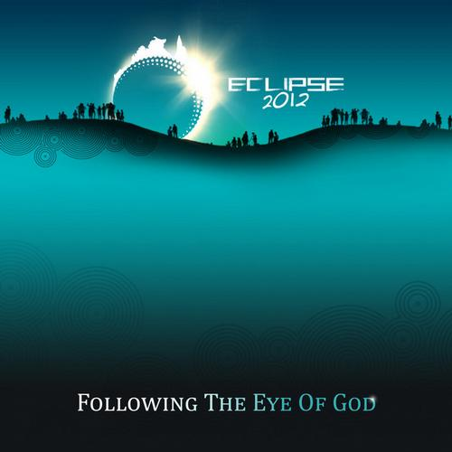 Album Art - Eclipse 2012 - Following the Eye of God