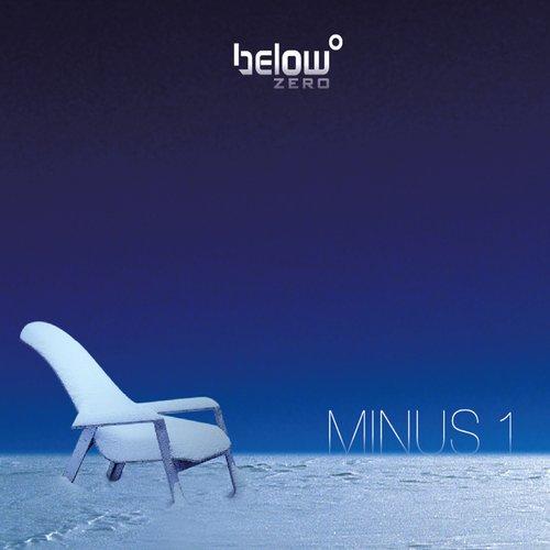 Album Art - Below Zero - Minus 1