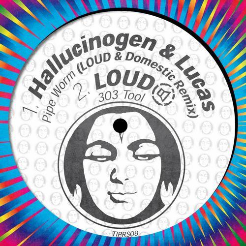 Album Art - Pipeworm (Loud & Domestic Remix)