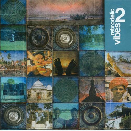 Album Art - Retrodelic Vibes 2