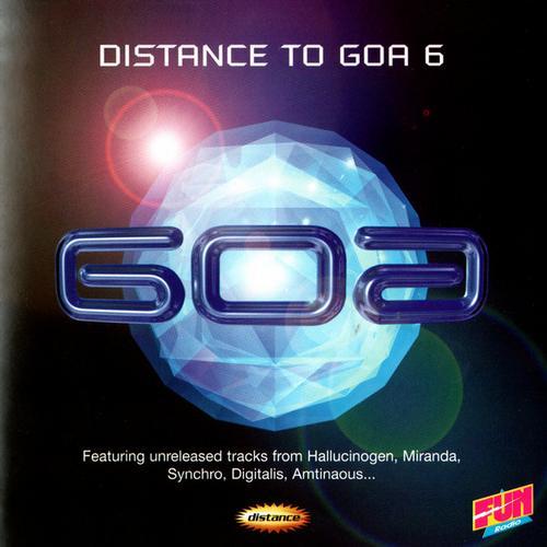 Distance To Goa 6 Album Art