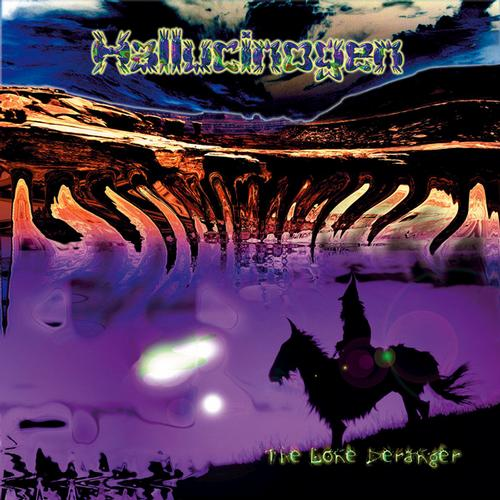 Album Art - The Lone Deranger