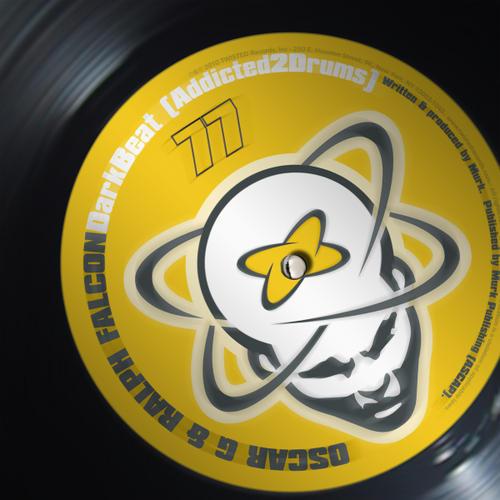 Album Art - Dark Beat (Addicted 2 Drums)