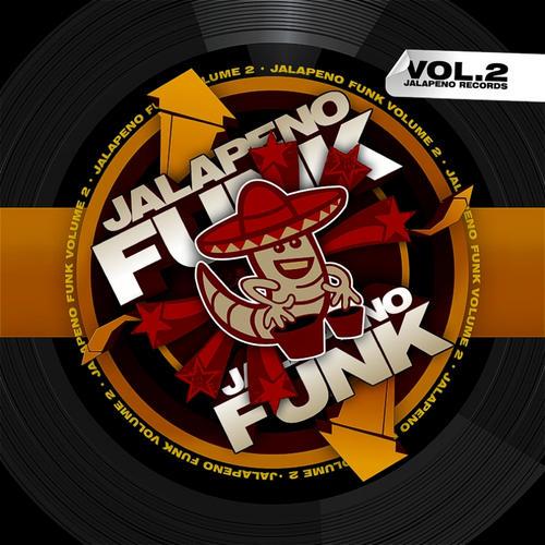 Jalapeno Funk Vol. 2 Album Art