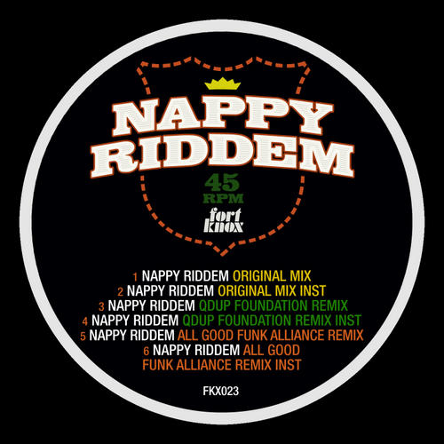 Album Art - Nappy Riddem