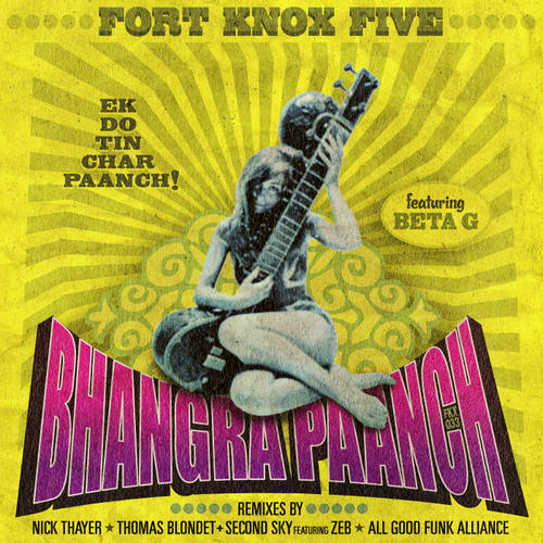 Album Art - Bhangra Paanch