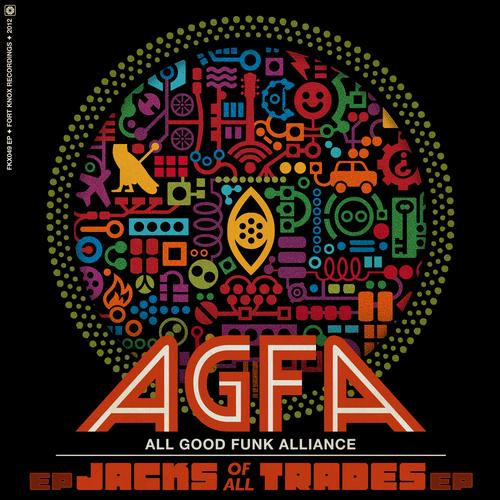 Album Art - Jacks Of All Trades EP