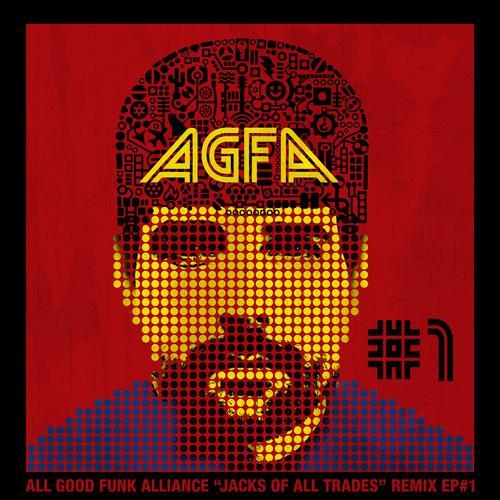 Album Art - Jacks Of All Trades Remixed EP1