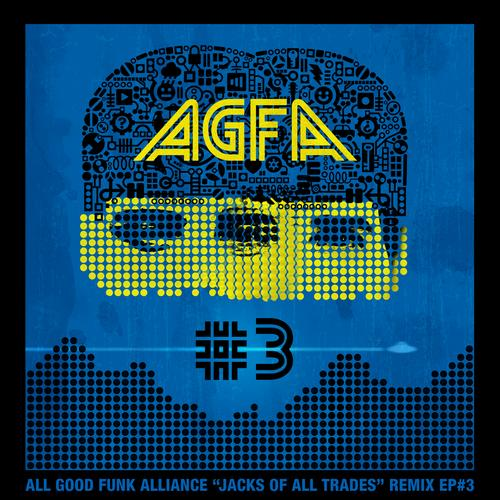 Album Art - Jacks Of All Trades Remixed EP 3