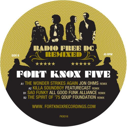 Album Art - Radio Free DC Remixed - Volume3