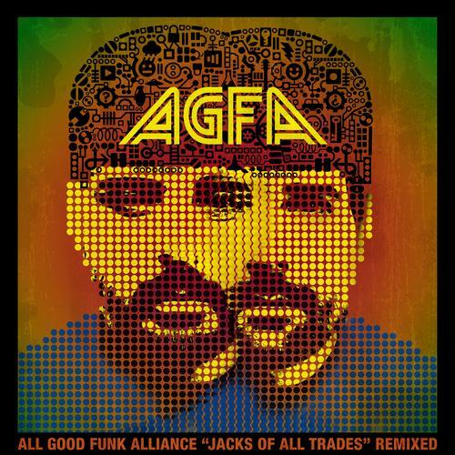 Album Art - Jacks Of All Trades Remixed