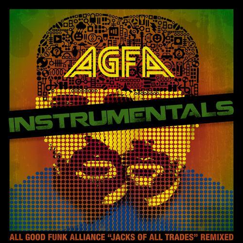 Album Art - Jacks Of All Trades Instrumentals