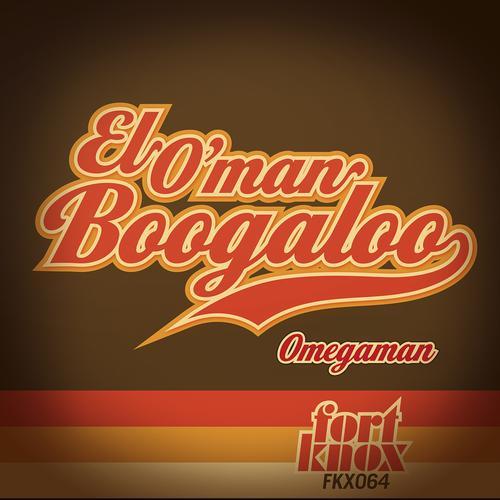 Album Art - El O'man Boogaloo