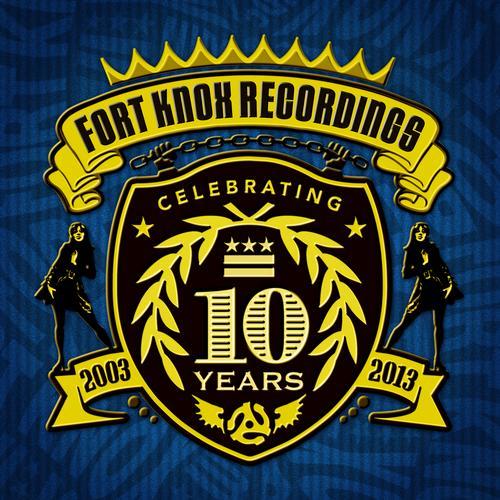 Album Art - 10 Years Of Fort Knox Recordings
