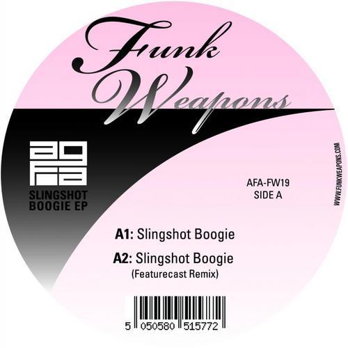 Album Art - Slingshot Boogie EP