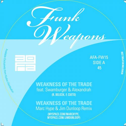 Album Art - Weakness of a Trade