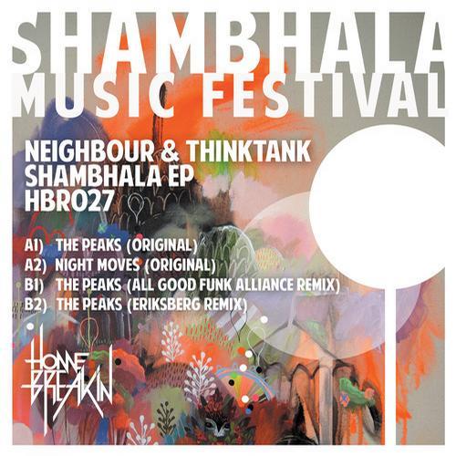 Album Art - Shambhala