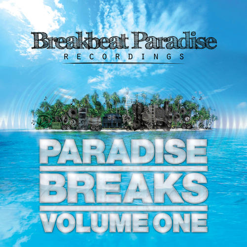 Album Art - Paradise Breaks Volume One