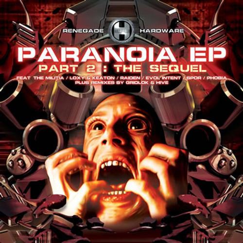 Album Art - Paranoia EP Part 2: The Sequel