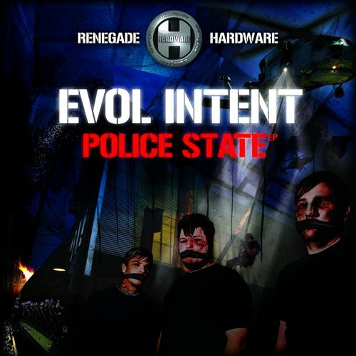 Album Art - Police State EP