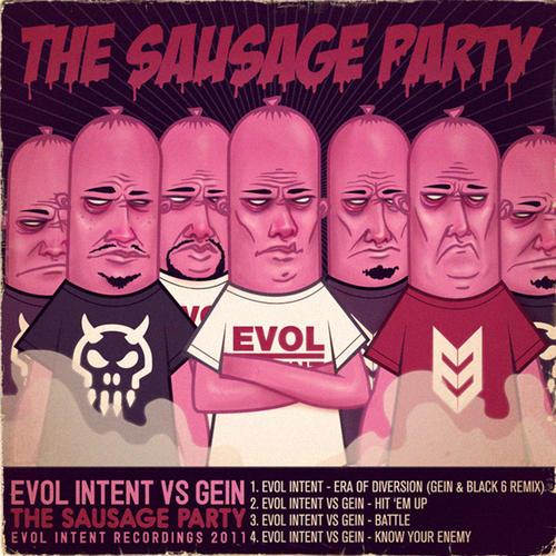 Album Art - The Sausage Party