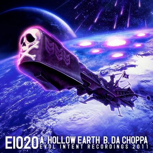 Album Art - Hollow Earth/Da Choppa