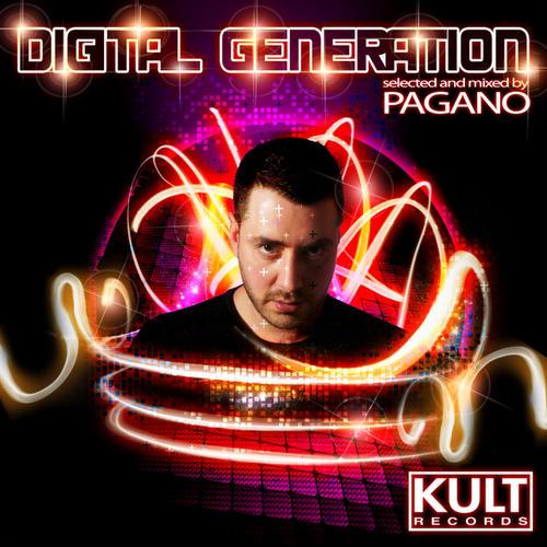 Album Art - Pagano - Digital Generation (Mixed & Unmixed)