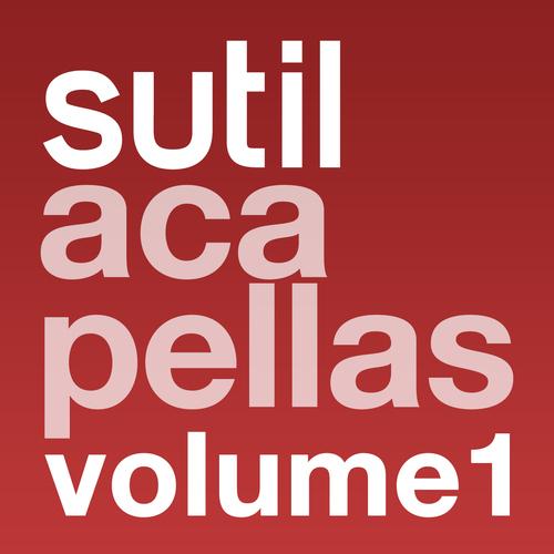 Album Art - Sutil Acapellas Volume 1
