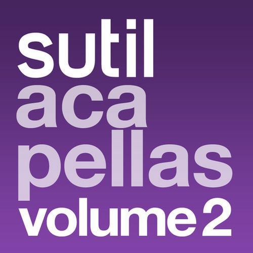 Album Art - Sutil Acapellas Volume 2