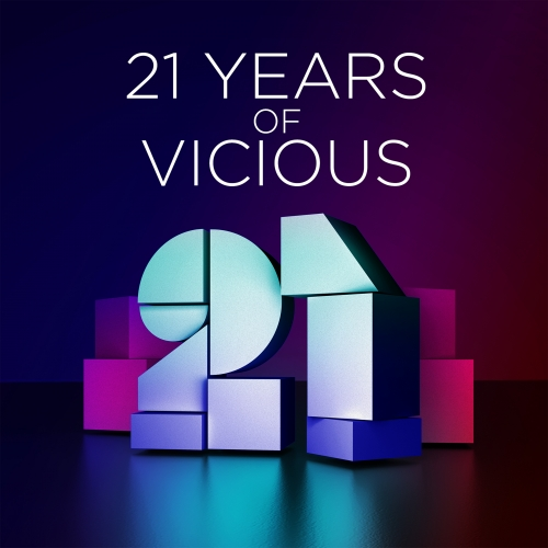 Album Art - 21 Years Of Vicious