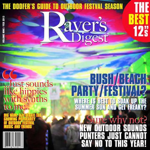 Album Art - Ravers Digest (February 2013)