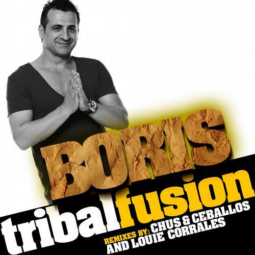 Album Art - Tribal Fusion