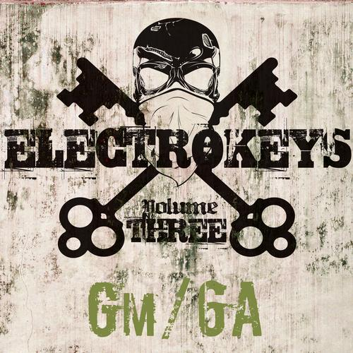 Album Art - Electro Keys Gm/6a Vol 3