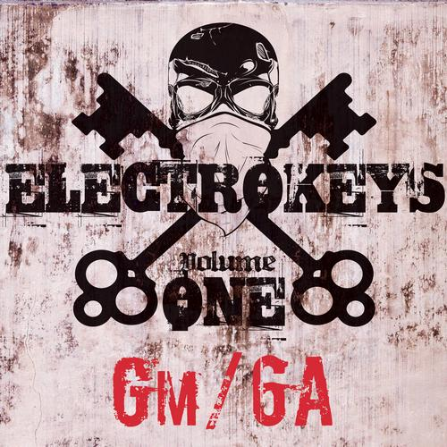 Album Art - Electro Keys Gm/6a Vol 1