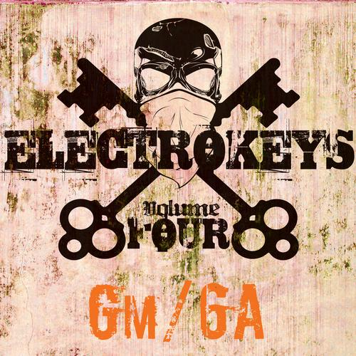 Album Art - Electro Keys Gm/6a Vol 4