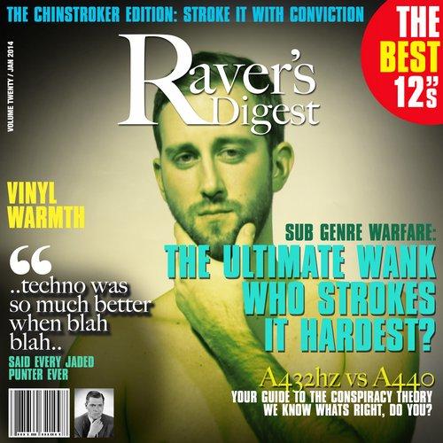 Album Art - Ravers Digest (Jan 2014)