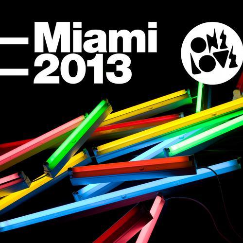 Album Art - ONELOVE Miami 2013
