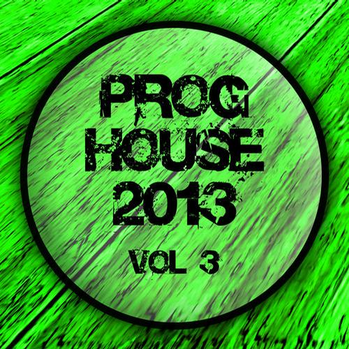 Album Art - Proghouse 2013, Vol. 3