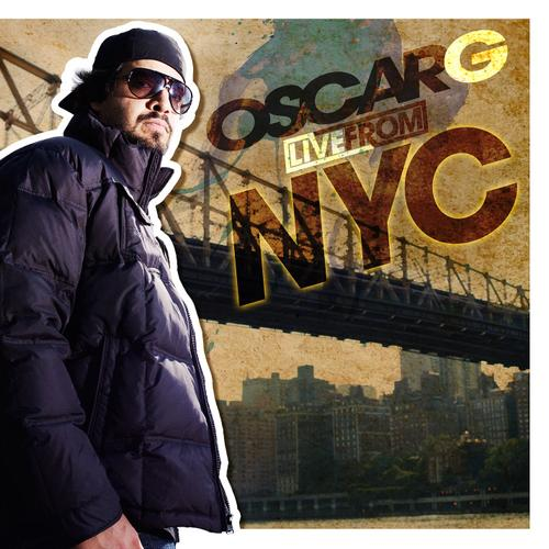 Album Art - Oscar G - Live From NYC