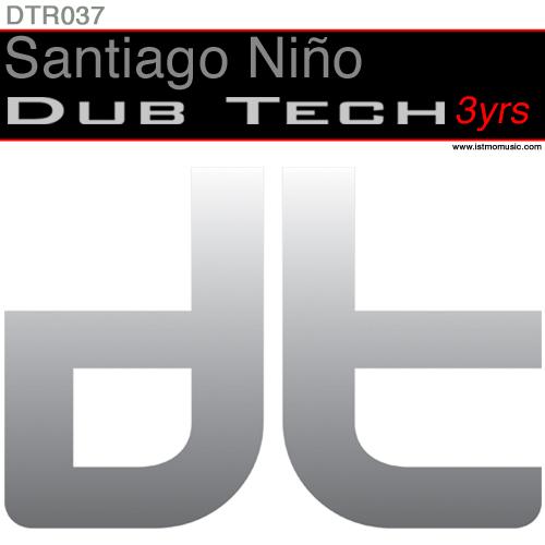 Album Art - Dub Tech 3 Years