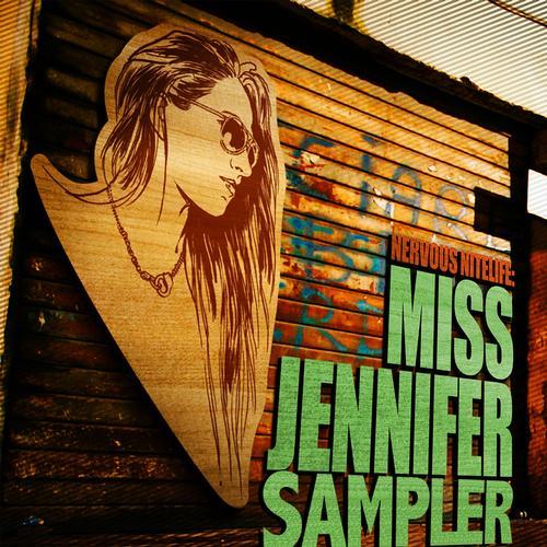 Album Art - Nervous Nitelife: Miss Jennifer - Sampler